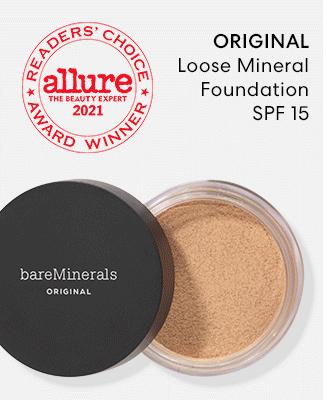 ORIGINAL Loose Mineral Foundation SPF 15