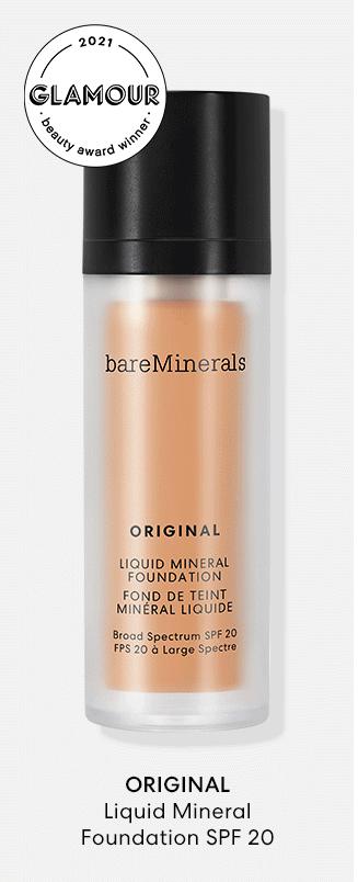 ORIGINAL Liquid Mineral Foundation SPF 20