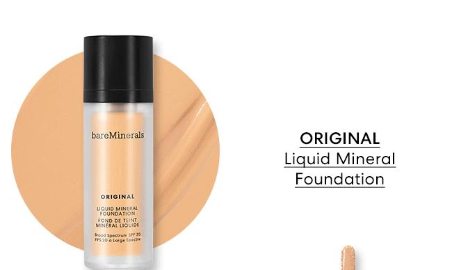 ORIGINAL Liquid Mineral Foundation