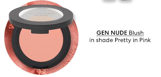 GEN NUDE Blush in shade Pretty in Pink