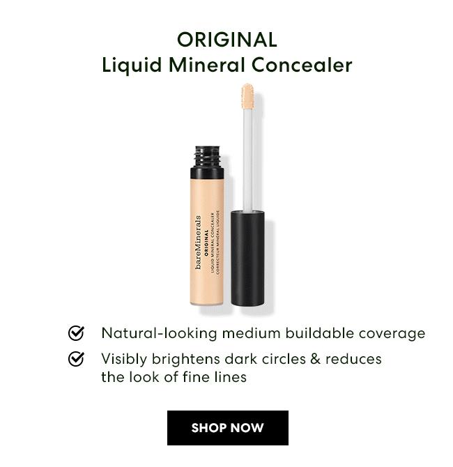 ORIGINAL Liquid Mineral Concearler - Shop Now